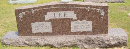LEE, ROSE - Logan County, Arkansas | ROSE LEE - Arkansas Gravestone Photos