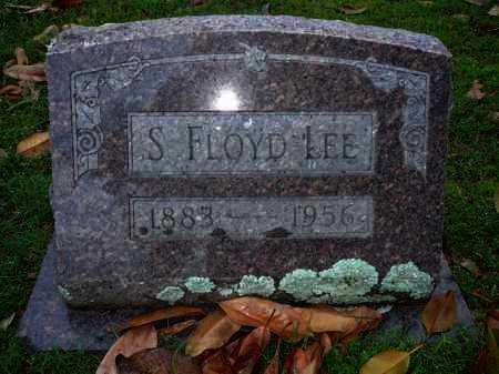LEE, SAMUEL FLOYD - Logan County, Arkansas | SAMUEL FLOYD LEE - Arkansas Gravestone Photos