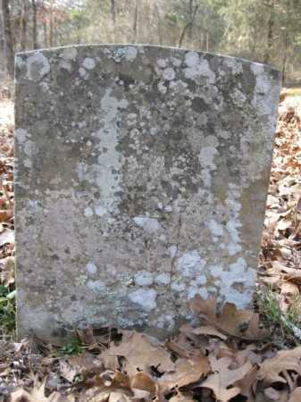 LOGAN, DANIEL BOONE - Logan County, Arkansas | DANIEL BOONE LOGAN - Arkansas Gravestone Photos