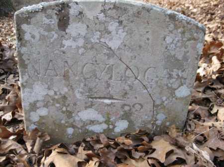 LOGAN, NANCY - Logan County, Arkansas | NANCY LOGAN - Arkansas Gravestone Photos