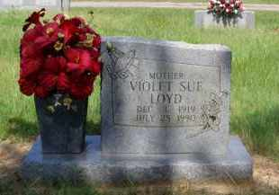 GARREN LOYD, VIOLET SUE - Logan County, Arkansas | VIOLET SUE GARREN LOYD - Arkansas Gravestone Photos