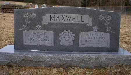 MAXWELL, HAWLEY - Logan County, Arkansas   HAWLEY MAXWELL - Arkansas Gravestone Photos