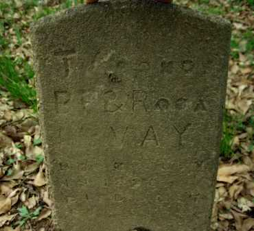 MCVAY, T A - Logan County, Arkansas   T A MCVAY - Arkansas Gravestone Photos