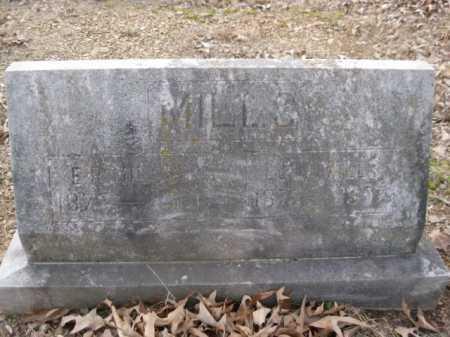 MILLS, LULA - Logan County, Arkansas | LULA MILLS - Arkansas Gravestone Photos