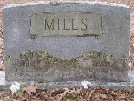 MILLS, JOHN T - Logan County, Arkansas | JOHN T MILLS - Arkansas Gravestone Photos