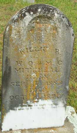 MITCHEAL, WILLIE R. - Logan County, Arkansas | WILLIE R. MITCHEAL - Arkansas Gravestone Photos