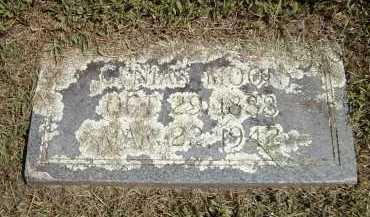 MOON, GENIAS - Logan County, Arkansas   GENIAS MOON - Arkansas Gravestone Photos