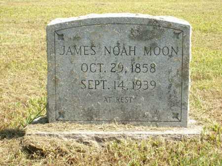 MOON, JAMES NOAH - Logan County, Arkansas | JAMES NOAH MOON - Arkansas Gravestone Photos