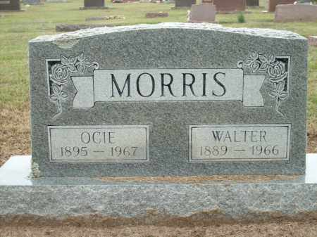 MORRIS, WALTER - Logan County, Arkansas | WALTER MORRIS - Arkansas Gravestone Photos