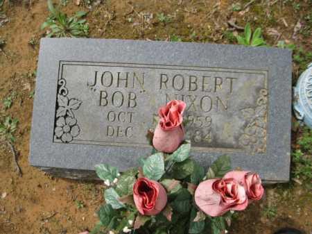 """NIXON, JOHN ROBERT """"BOB"""" - Logan County, Arkansas   JOHN ROBERT """"BOB"""" NIXON - Arkansas Gravestone Photos"""