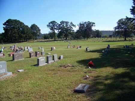 *OAKWOOD CEMETERY OVERVIEW,  - Logan County, Arkansas |  *OAKWOOD CEMETERY OVERVIEW - Arkansas Gravestone Photos
