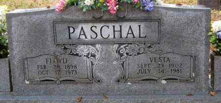 PASCHAL, VESTA - Logan County, Arkansas | VESTA PASCHAL - Arkansas Gravestone Photos