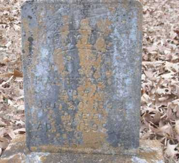PATTERSON, EARL E. - Logan County, Arkansas | EARL E. PATTERSON - Arkansas Gravestone Photos