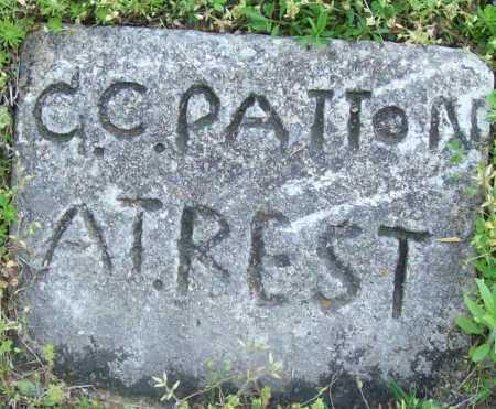 PATTON, C C - Logan County, Arkansas | C C PATTON - Arkansas Gravestone Photos