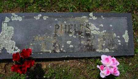 BERRY PHELPS, EVA - Logan County, Arkansas | EVA BERRY PHELPS - Arkansas Gravestone Photos