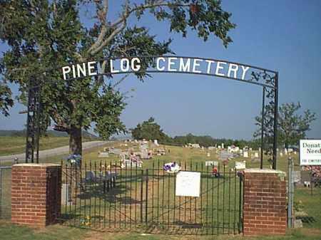*PINE LOG CEMETERY,  - Logan County, Arkansas    *PINE LOG CEMETERY - Arkansas Gravestone Photos