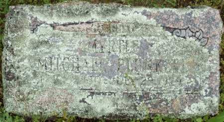 PLUNKETT, MYRTLE MITCHEL - Logan County, Arkansas   MYRTLE MITCHEL PLUNKETT - Arkansas Gravestone Photos