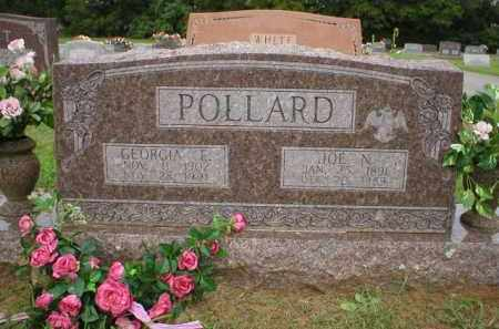 POLLARD, JOE N - Logan County, Arkansas | JOE N POLLARD - Arkansas Gravestone Photos