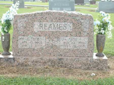 "REAMES, ROBERT E. ""BOB"" - Logan County, Arkansas 