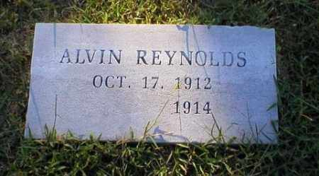REYNOLDS, ALVIN - Logan County, Arkansas | ALVIN REYNOLDS - Arkansas Gravestone Photos