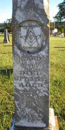 REYNOLDS, EDWARD - Logan County, Arkansas | EDWARD REYNOLDS - Arkansas Gravestone Photos