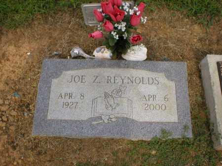 REYNOLDS, JOE Z. - Logan County, Arkansas | JOE Z. REYNOLDS - Arkansas Gravestone Photos