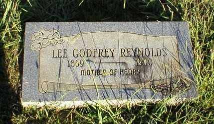 REYNOLDS, LEE - Logan County, Arkansas | LEE REYNOLDS - Arkansas Gravestone Photos