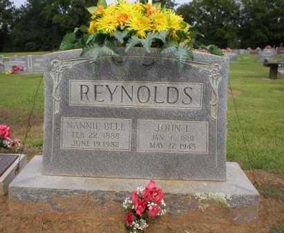 REYNOLDS, JOHN L. - Logan County, Arkansas | JOHN L. REYNOLDS - Arkansas Gravestone Photos