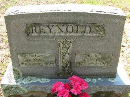 REYNOLDS, THOMAS H - Logan County, Arkansas | THOMAS H REYNOLDS - Arkansas Gravestone Photos