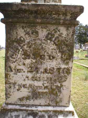 ROSS, JAMES (CLOSE UP) - Logan County, Arkansas | JAMES (CLOSE UP) ROSS - Arkansas Gravestone Photos