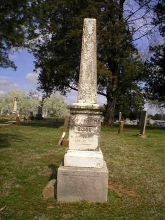ROSS, MARY - Logan County, Arkansas | MARY ROSS - Arkansas Gravestone Photos