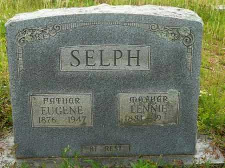 SELPH, EUGENE - Logan County, Arkansas | EUGENE SELPH - Arkansas Gravestone Photos