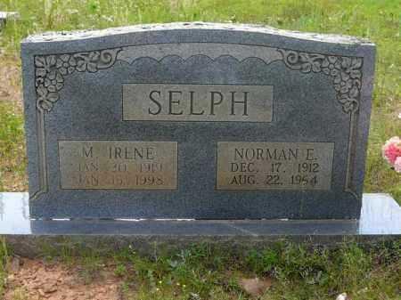 CLEM SELPH, M IRENE - Logan County, Arkansas | M IRENE CLEM SELPH - Arkansas Gravestone Photos
