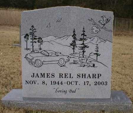 SHARP, JAMES REL - Logan County, Arkansas | JAMES REL SHARP - Arkansas Gravestone Photos
