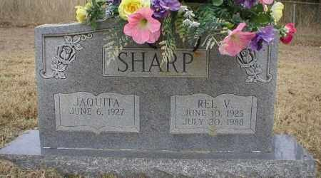 SHARP, REL V. - Logan County, Arkansas | REL V. SHARP - Arkansas Gravestone Photos