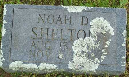 SHELTON, NOAH D. - Logan County, Arkansas | NOAH D. SHELTON - Arkansas Gravestone Photos