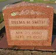 SMITH, DELMA M. - Logan County, Arkansas | DELMA M. SMITH - Arkansas Gravestone Photos