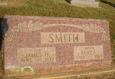 SMITH, RUBY L - Logan County, Arkansas | RUBY L SMITH - Arkansas Gravestone Photos