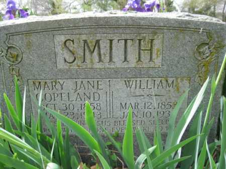 SMITH, WILLIAM - Logan County, Arkansas | WILLIAM SMITH - Arkansas Gravestone Photos