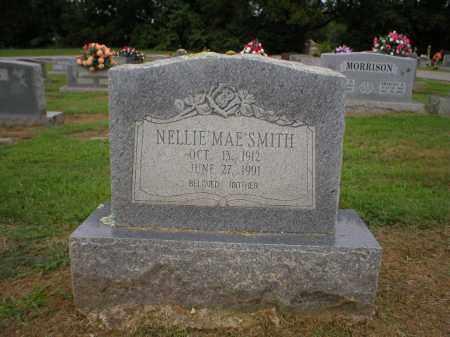 SMITH, NELLIE MAE - Logan County, Arkansas   NELLIE MAE SMITH - Arkansas Gravestone Photos
