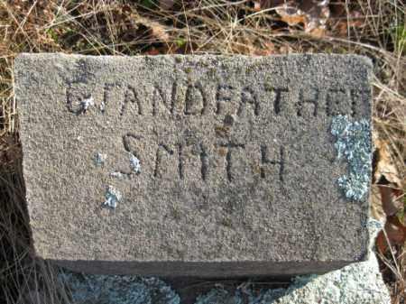 SMITH, UNKNOWN - Logan County, Arkansas | UNKNOWN SMITH - Arkansas Gravestone Photos