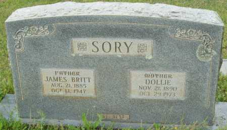 SORY, DOLLIE - Logan County, Arkansas | DOLLIE SORY - Arkansas Gravestone Photos