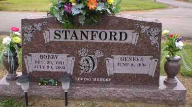 STANFORD (VETERAN 2 WARS), BOBBY - Logan County, Arkansas | BOBBY STANFORD (VETERAN 2 WARS) - Arkansas Gravestone Photos