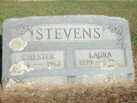 STEVENS, CHESTER - Logan County, Arkansas | CHESTER STEVENS - Arkansas Gravestone Photos