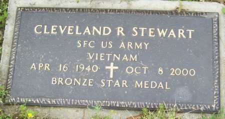 STEWART (VETERAN VIET), CLEVELAND R - Logan County, Arkansas | CLEVELAND R STEWART (VETERAN VIET) - Arkansas Gravestone Photos