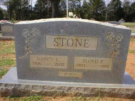 STONE, NANCY E. - Logan County, Arkansas   NANCY E. STONE - Arkansas Gravestone Photos