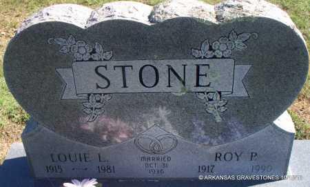 STONE, ROY P - Logan County, Arkansas | ROY P STONE - Arkansas Gravestone Photos