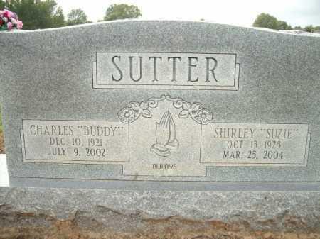 "SUTTER, CHARLES ""BUDDY"" - Logan County, Arkansas | CHARLES ""BUDDY"" SUTTER - Arkansas Gravestone Photos"