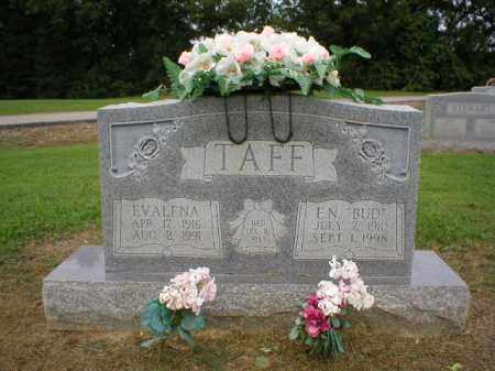 TAFF, EVALENA - Logan County, Arkansas | EVALENA TAFF - Arkansas Gravestone Photos