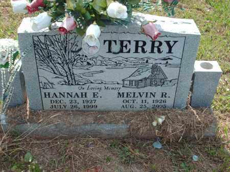 TERRY, HANNAH - Logan County, Arkansas | HANNAH TERRY - Arkansas Gravestone Photos